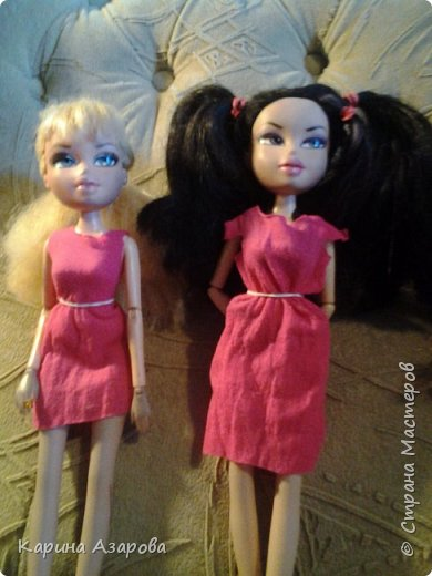 Мы покажем одежды из журнала куколка. фото 2