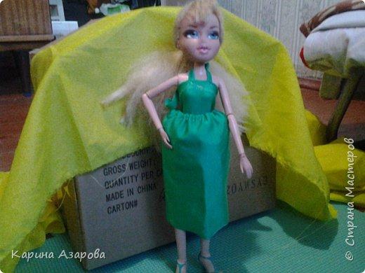 Привет, нашла фото где я сделала амелина из пластелина. фото 10