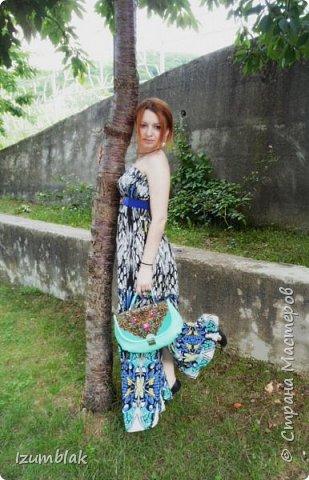 """Косметичка и сумочка-портфель """"Аленушка""""  фото 9"""
