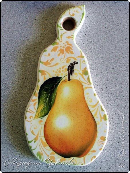 Декор предметов Мастер-класс Декупаж Накладной фон в декупаже Дерево Краска фото 21
