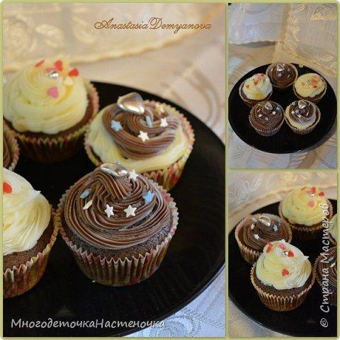 Капкейки и кейк-попсы фото 3