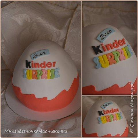 Детские тортики фото 2
