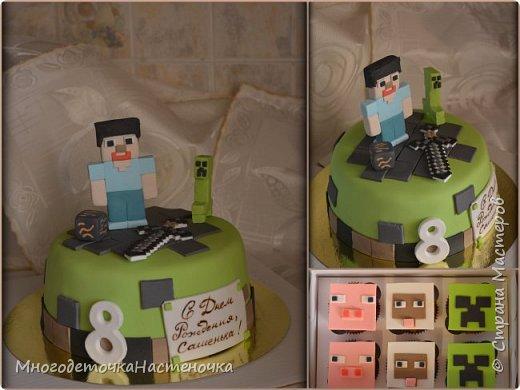 Детские тортики фото 3