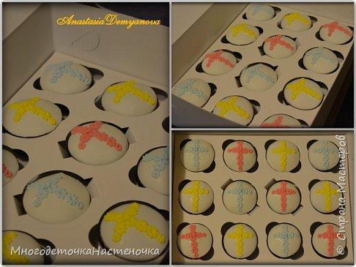Капкейки и кейк-попсы фото 2