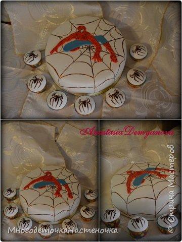 Детские тортики фото 4