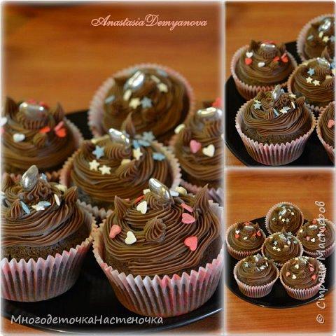 Капкейки и кейк-попсы фото 1