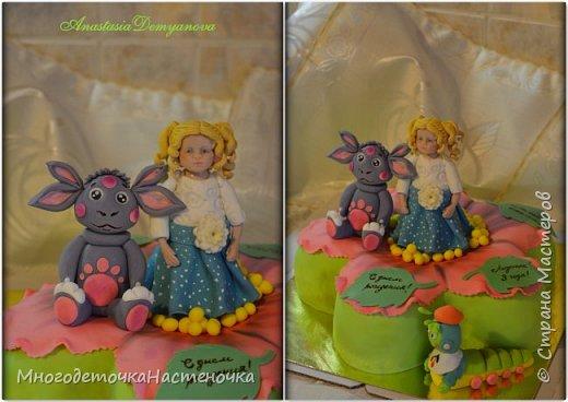 Детские тортики фото 5