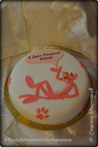 Детские тортики фото 8