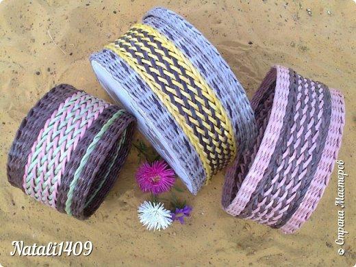 Мастер-класс Поделка изделие Плетение Рыбьи косточки Бумага газетная Трубочки бумажные фото 1