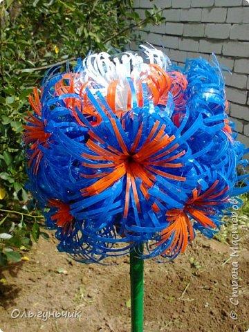 И снова здравствуйте! Наконец то нашла время выложить МК по этому цветочку. Надеюсь кому нибудь он пригодится. фото 11
