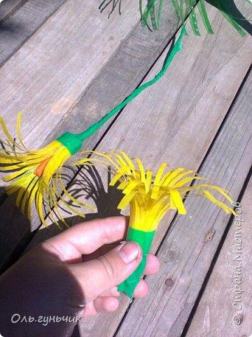 И снова здравствуйте! Наконец то нашла время выложить МК по этому цветочку. Надеюсь кому нибудь он пригодится. фото 14