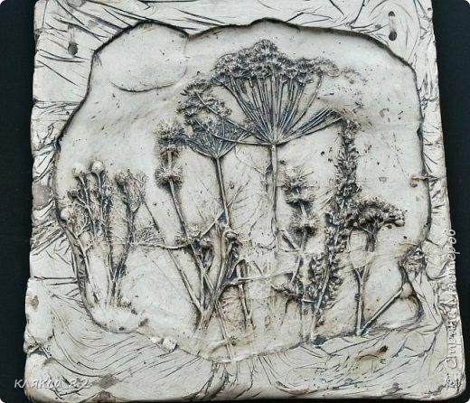 Мастер-класс Поделка изделие Литьё Роспись МК по отливкам из гипса панно листья магниты ч 2 Гипс Краска фото 1