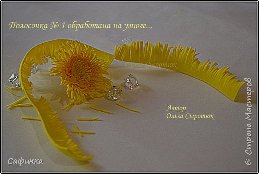 Мастер-класс Украшение Моделирование конструирование Мастер - класс Создаем Одуванчики Солнечные зайчики от Ольги Сыротюк Фоамиран фом фото 13