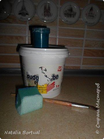 Добрый день всем любителям лепки из соленого теста и не только!!!! Сегодня хочу поделиться с вами тем как я делал фон для Метрики - панно и еще рассказать и показать как я слепила мальчика на луне!!! фото 5