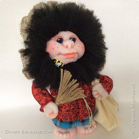 Шитье кукол из капрона мастер класс сделай сам #14