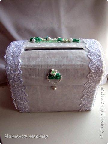 Вот такой наборчик сотворила на свадьбу для своей доченьки. фото 3