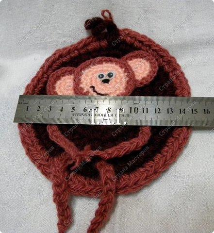 Мастер-класс Поделка изделие Новый год Вязание крючком Новый год к нам мчится  Нитки Пряжа фото 20