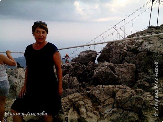 И опять здравствуйте, мои дорогие жители СМ! Ну не утерпела я... Можно я покажу вам каким я впервые увидела Крым? фото 26