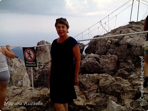 И опять здравствуйте, мои дорогие жители СМ! Ну не утерпела я... Можно я покажу вам каким я впервые увидела Крым? фото 27