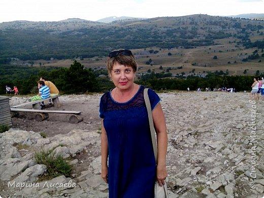 И опять здравствуйте, мои дорогие жители СМ! Ну не утерпела я... Можно я покажу вам каким я впервые увидела Крым? фото 25