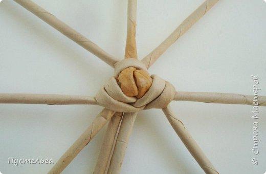 Мастер-класс Поделка изделие Плетение Хорёк и белка Бумага газетная Трубочки бумажные фото 12