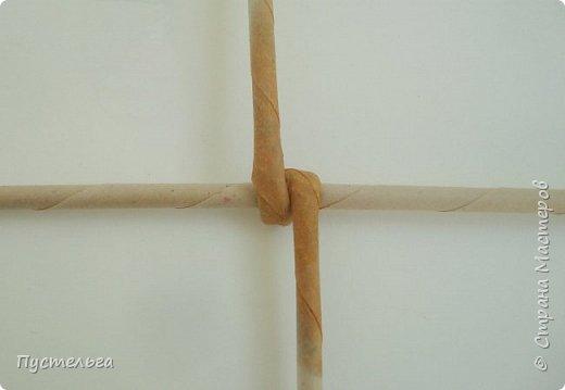Мастер-класс Поделка изделие Плетение Хорёк и белка Бумага газетная Трубочки бумажные фото 4