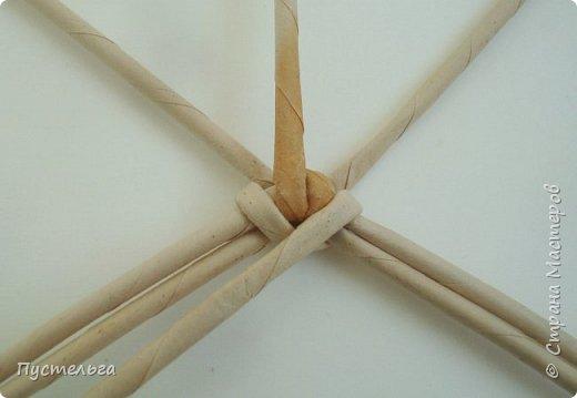 Мастер-класс Поделка изделие Плетение Хорёк и белка Бумага газетная Трубочки бумажные фото 7