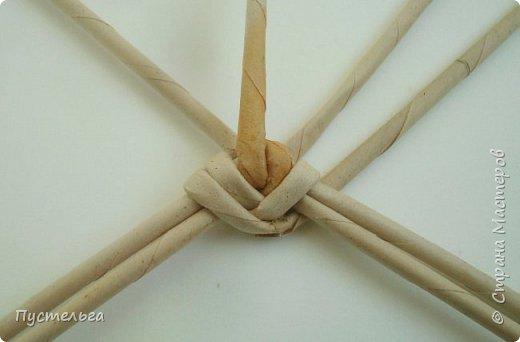 Мастер-класс Поделка изделие Плетение Хорёк и белка Бумага газетная Трубочки бумажные фото 8