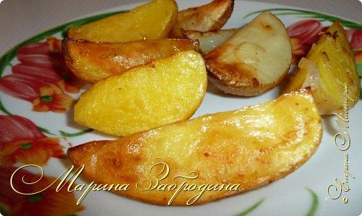 Приветствую всех на моей странице! Сегодня приготовим вкусную картошечку. В СМ подобного МК нет, поэтому делаю свой. Готовится картошка просто. А какой аромат стоит на кухне! Получается вот такая румяная, ароматная, мягкая и очень вкусная.