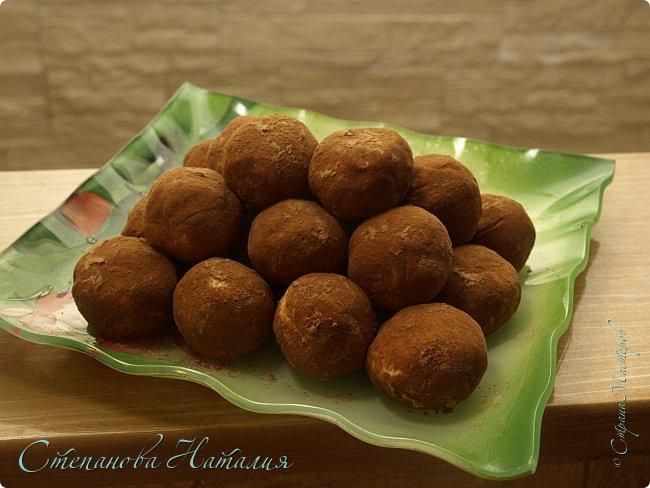 Кулинария Мастер-класс Рецепт кулинарный Простейшие конфеты из творога Продукты пищевые фото 8