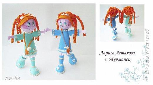 "Куклы "" Рыжее Счастье"" фото 1"