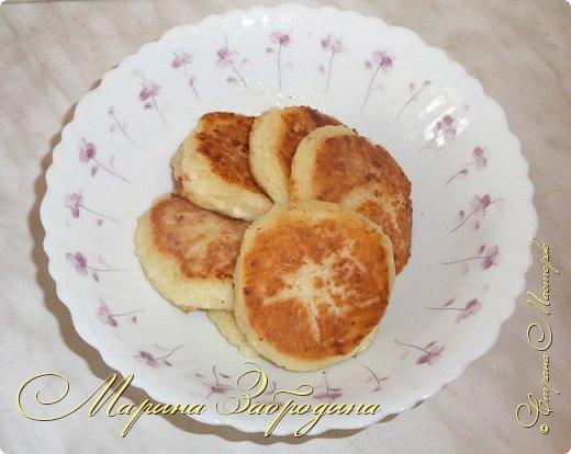 Кулинария Мастер-класс Рецепт кулинарный Сырники Продукты пищевые фото 2
