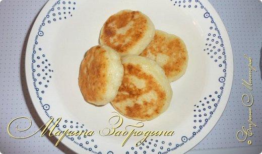 Кулинария Мастер-класс Рецепт кулинарный Сырники Продукты пищевые фото 14