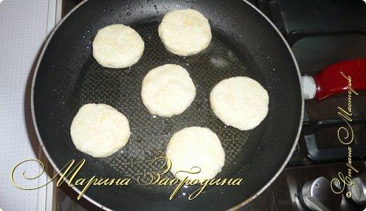 Кулинария Мастер-класс Рецепт кулинарный Сырники Продукты пищевые фото 7