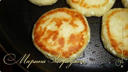 Кулинария Мастер-класс Рецепт кулинарный Сырники Продукты пищевые фото 11