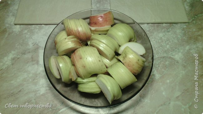 Кулинария Мастер-класс Рецепт кулинарный Яблочный рай Венгерское пирожное  Продукты пищевые фото 3