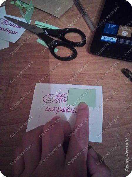 Мастер-класс Скрапбукинг Рисование и живопись Надписи без принтера Бумага Карандаш фото 13