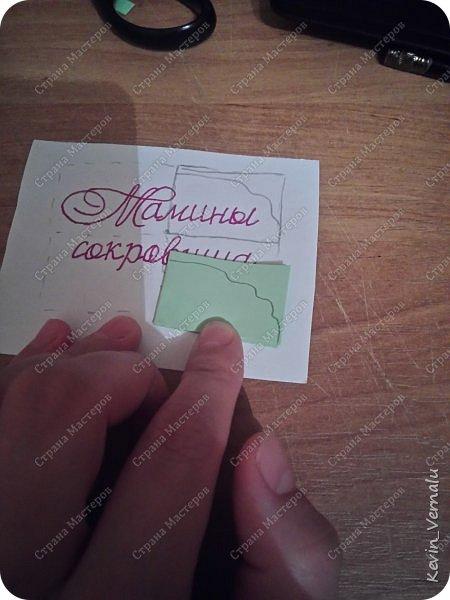Мастер-класс Скрапбукинг Рисование и живопись Надписи без принтера Бумага Карандаш фото 14
