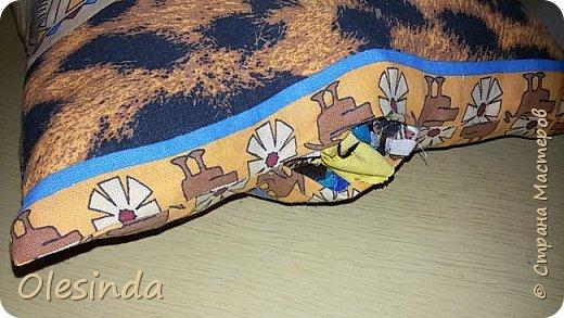Интерьер Мастер-класс Шитьё Как сделать подушку Ткань фото 26