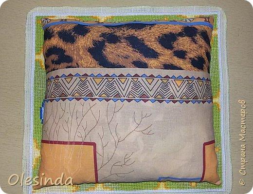 Интерьер Мастер-класс Шитьё Как сделать подушку Ткань фото 28