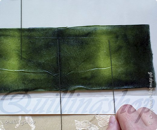 Картина панно рисунок Мастер-класс Бумагопластика Квиллинг Картина Яркие краски уходящего лета + МК Бумага Бумажные полосы фото 9