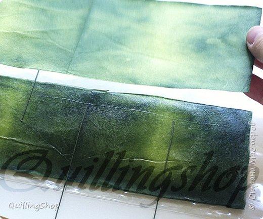 Картина панно рисунок Мастер-класс Бумагопластика Квиллинг Картина Яркие краски уходящего лета + МК Бумага Бумажные полосы фото 10
