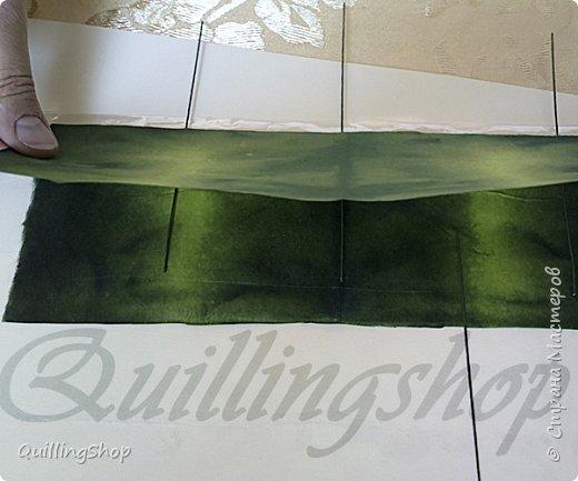 Картина панно рисунок Мастер-класс Бумагопластика Квиллинг Картина Яркие краски уходящего лета + МК Бумага Бумажные полосы фото 11
