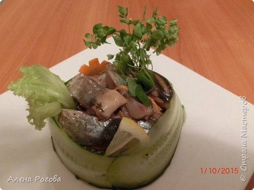 Кулинария Мастер-класс Рецепт кулинарный Сельдь по-голландски  без уксуса Продукты пищевые фото 10