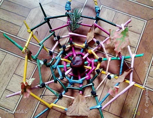 Сад материал природный трубочки