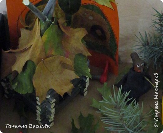 """Выставка """"ЗОЛОТАЯ ОСЕНЬ"""" в МАДОУ №186 """"Волгарик"""" г.Ульяновска. фото 37"""