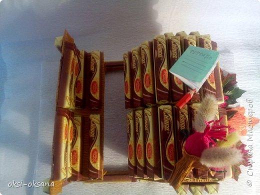 Здравствуйте жители СМ!! Сегодня я к вам с подарочками для  учителей и воспитателей!  Времени катастрофически не хватает  делаю ремонт, а ремонт отнимает много времени..... Готова ловить тапки )))) Первой учительнице!!!  фото 6