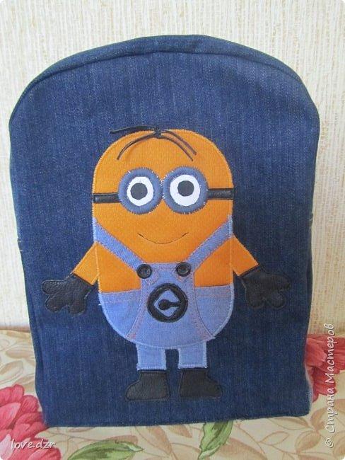 Чехол для планшета и телефона,детский рюкзак. фото 7