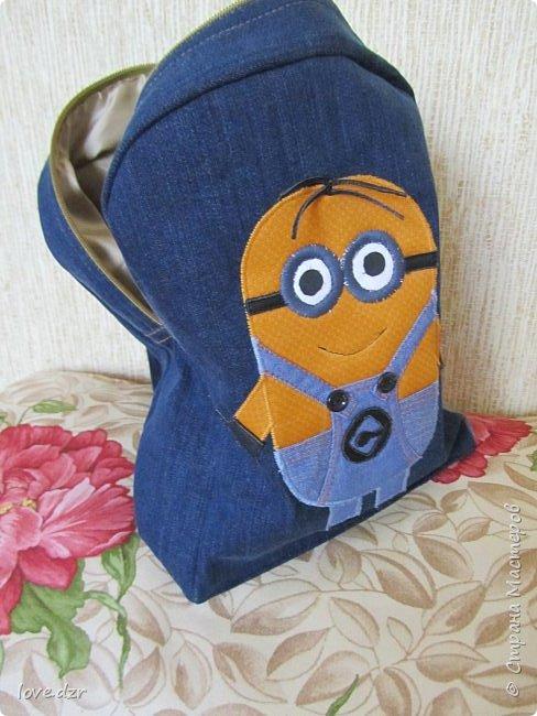 Чехол для планшета и телефона,детский рюкзак. фото 11