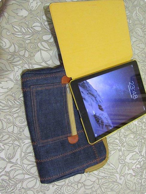 Чехол для планшета и телефона,детский рюкзак. фото 4